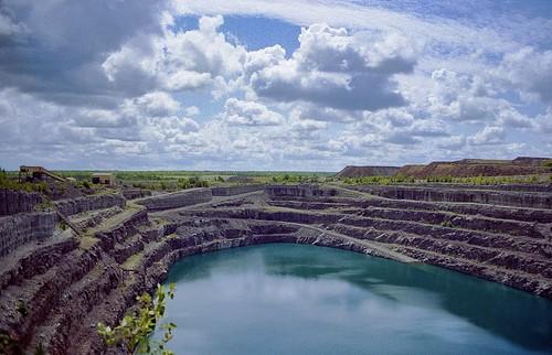 "abandoned evidence quigg 1981 miners industry archive kodak film ontario mines marmora ""marmoramines"""