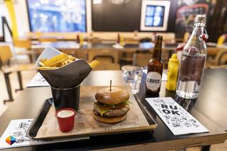 Super-Tasty Portobello Burger at RUOK Burger | by HendrikMorkel