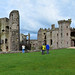 <p><a href=&quot;http://www.flickr.com/people/beqi/&quot;>beqi</a> posted a photo:</p>&#xA;&#xA;<p><a href=&quot;http://www.flickr.com/photos/beqi/46685728275/&quot; title=&quot;Raglan Castle&quot;><img src=&quot;https://live.staticflickr.com/7847/46685728275_4ac66accd0_m.jpg&quot; width=&quot;240&quot; height=&quot;108&quot; alt=&quot;Raglan Castle&quot; /></a></p>&#xA;&#xA;<p>The first destination of our first day trip was Raglan Castle, between Abergavenny and Monmouth.<br />&#xA;<br />&#xA;Building first started in the 1420s, and as with many castles, it's been much altered and modified over the years and the centuries.  The Great Tower, on the left, with its moat and thick walls, was intentionally demolished at one time to prevent its use by would-be invaders.<br />&#xA;<br />&#xA;Originals D72_3590-3595</p>