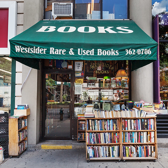 Westsider Rare & Used Books, Upper West Side, Manhattan