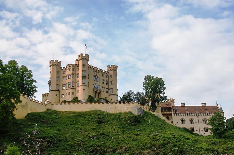 舊天鵝堡(Schloss Hohenschwangau) 3