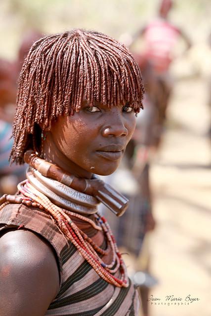 hamar - Omo Valley Ethiopie