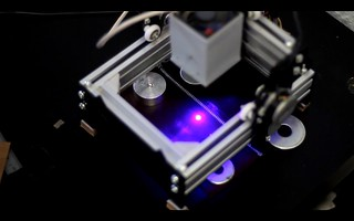 3.5W DIY engraving machine1