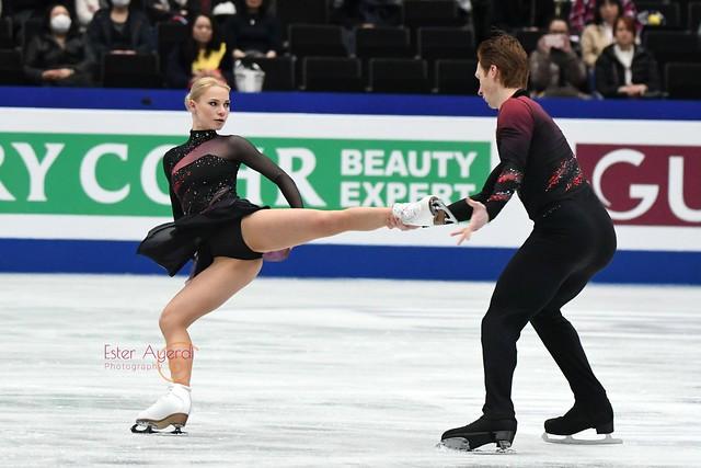 Evgenia Tarasova & Vladimir Morozov (RUS)