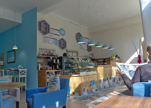 Egy2 coffeshop in Kaposvár | by lackom75
