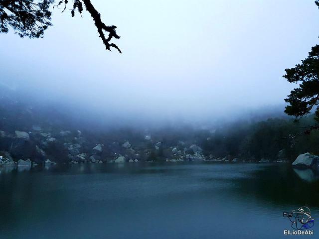 Anochecer en la Laguna Negra de Vinuesa 8