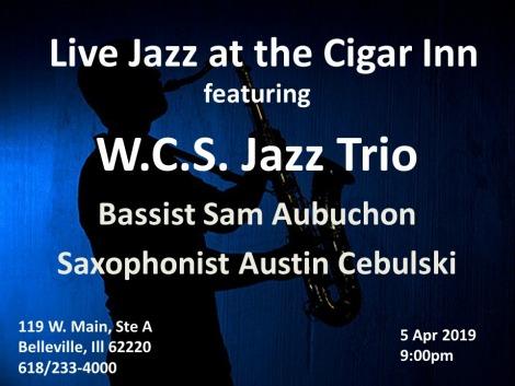 Cigar Inn 4-5-19