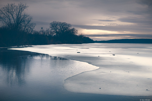 clouds cloudy fineart frozenlake illinois kenmickelphotography lake lakes landscape outdoors saganashkeeslough seasons sky sunsets weather winter nature photography sunset water lemont unitedstatesofamerica us