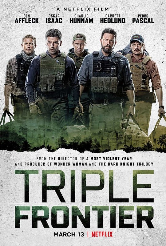 Triple Frontier - Poster 1