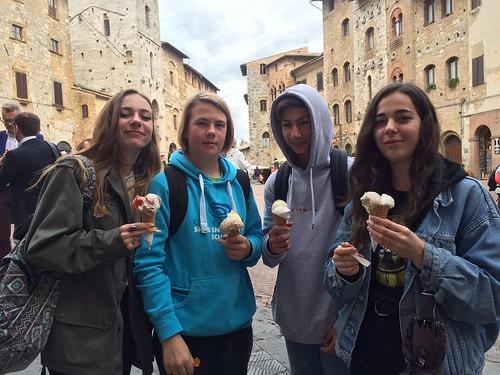Voyage en Italie 2nd 2019