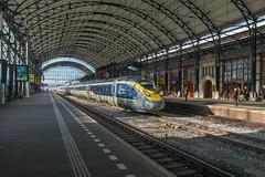 Eurostar 4025/4026, Haarlem