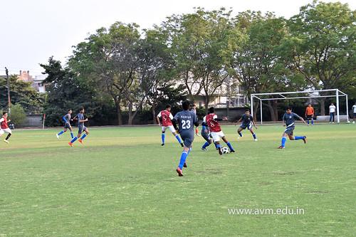 Inter House Football Competition 2018-19 9 (23) | by Atmiya Vidya Mandir