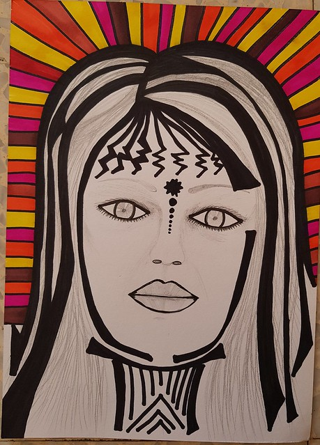 Mirit Ben-Nun original creation women art from Israel