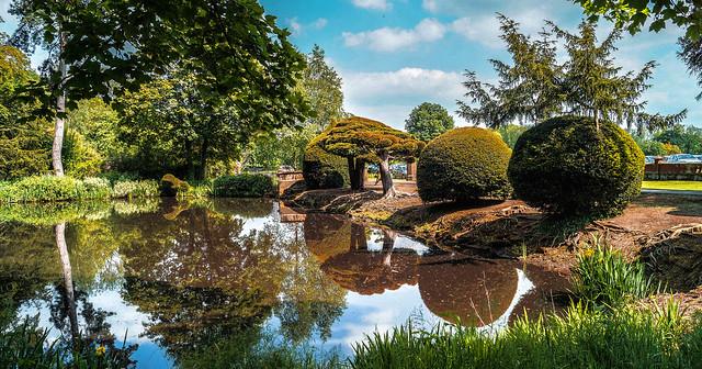 Longner Hall Gardens