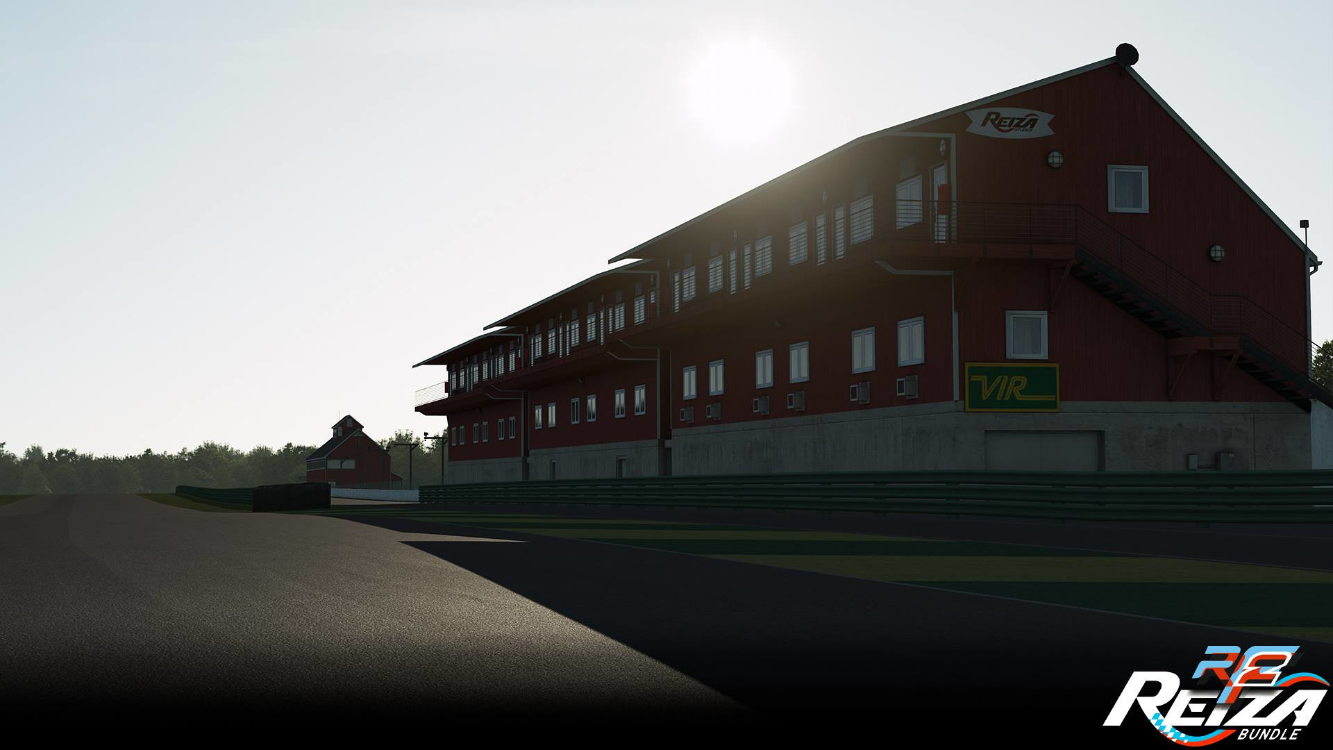 rFactor 2 - Reiza Bundle DLC VIRginia International Raceway Previews 1