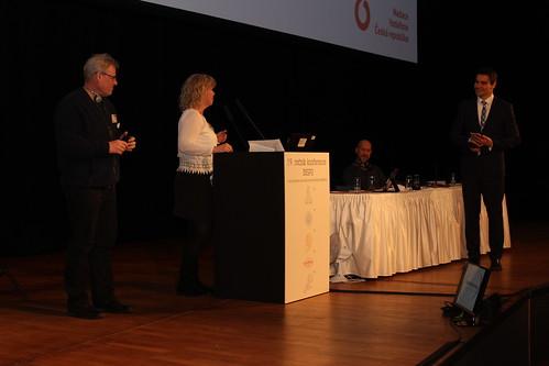 Tanja Stevns, Lars Christensen, RoboBraille Outreach, Denmark: RoboBraille - snadný přístup k alternativním médiím