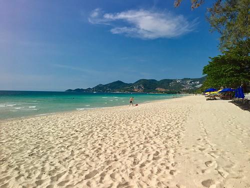 今日のサムイ島 4月12日 タイ正月 ソンクラーンスタート