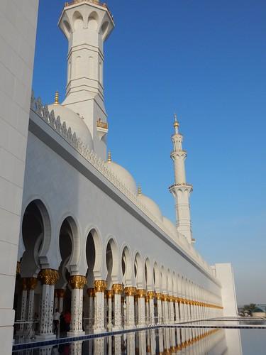 Abu Dhabi - Sheikh Zayed Grand Mosque - 11