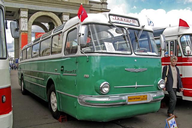 Ikarus-55 (1953)