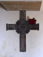 Alfred Bence-Trower battlefield cross