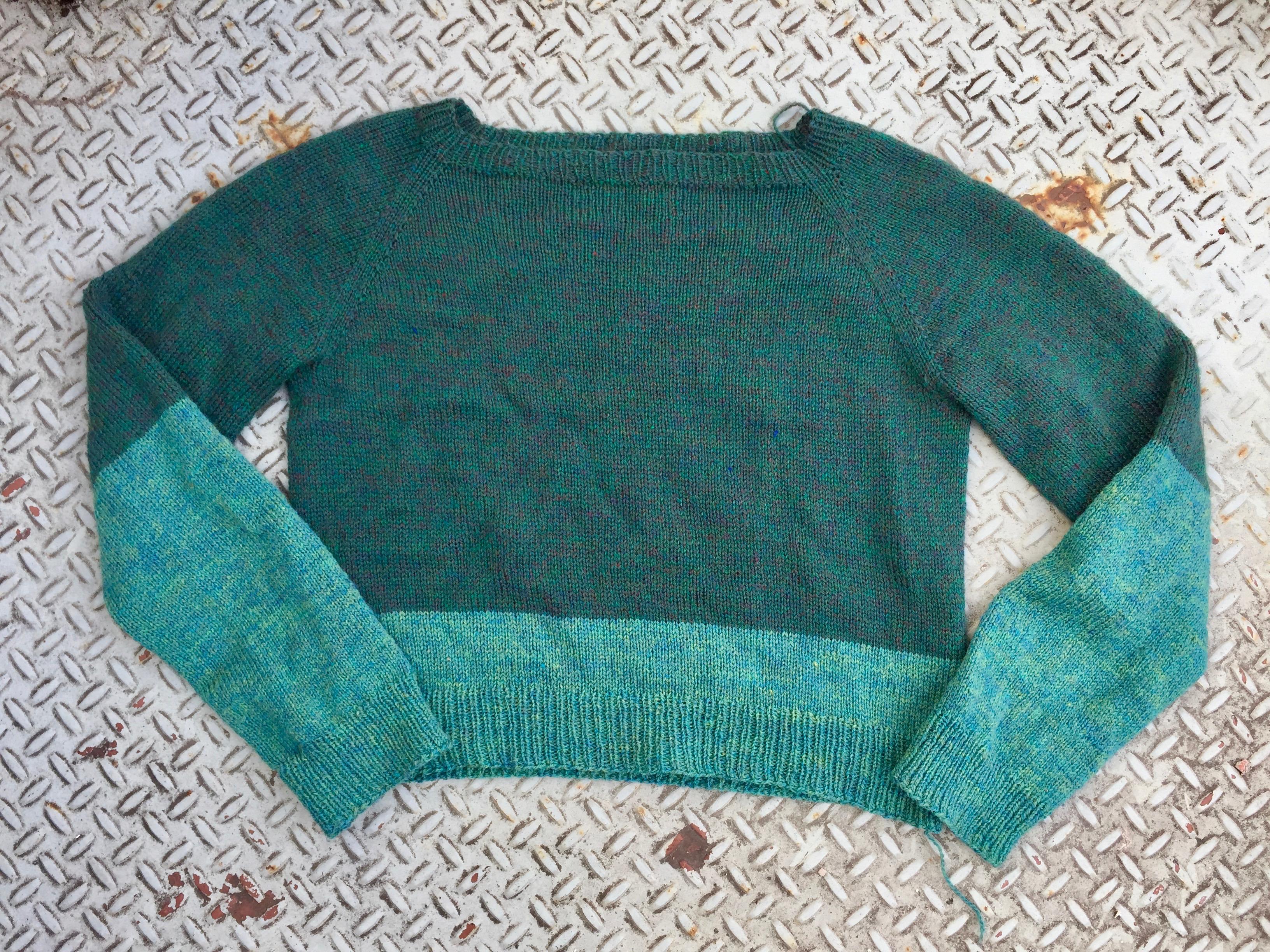 Palette Sweater #2