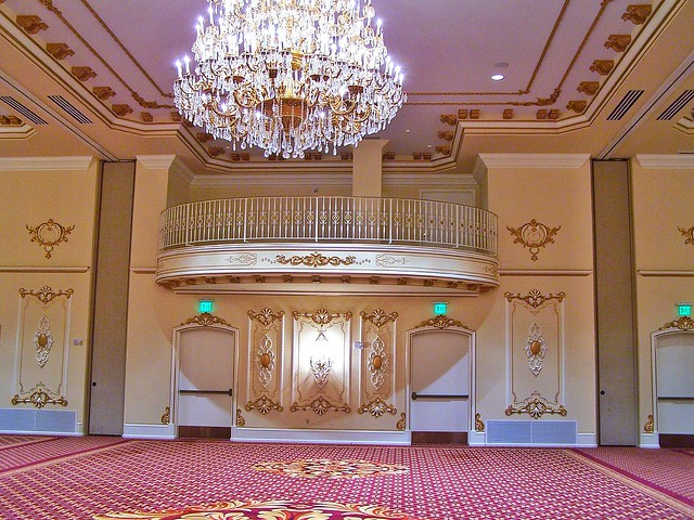 Spokane Washington ~ Davenport Historic Hotel ~ Hall of Doges Ballroom ~ 1908