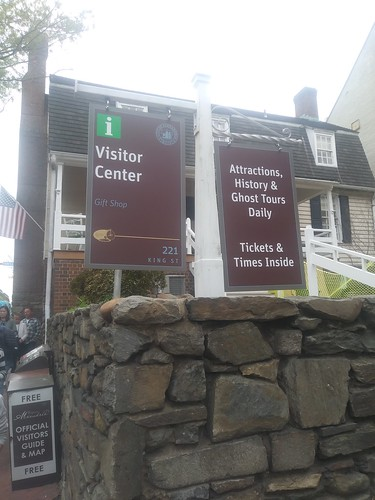 Visitor Center, Alexandria, Virginia