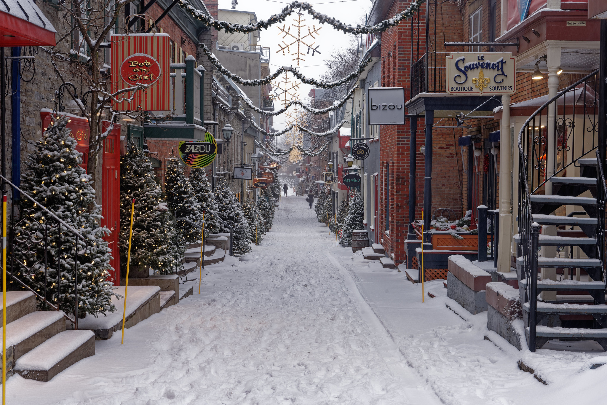Quebec City - Lower Town