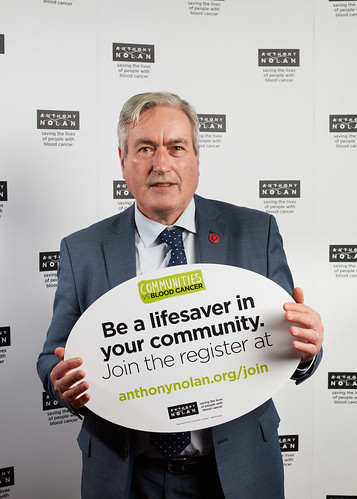 Supporting Anthony Nolan charity | by Iain Gray MSP
