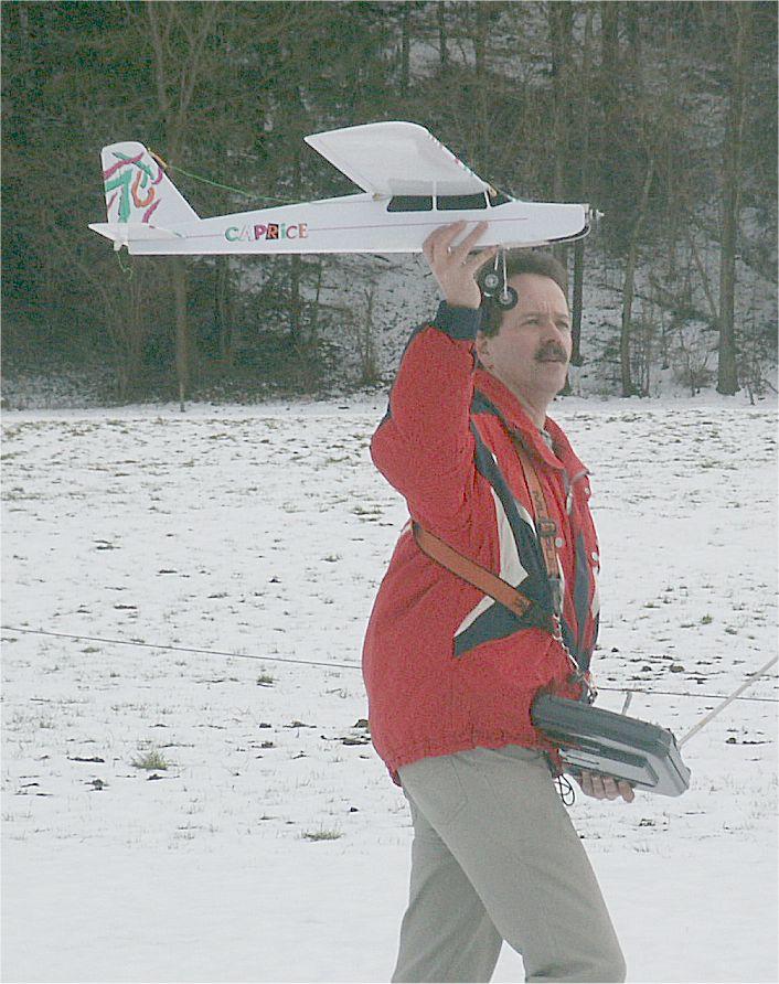 Silvester Fliegen 2005