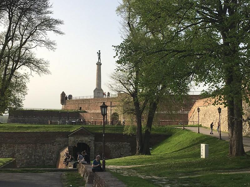 Belgrade Fortress, Serbia