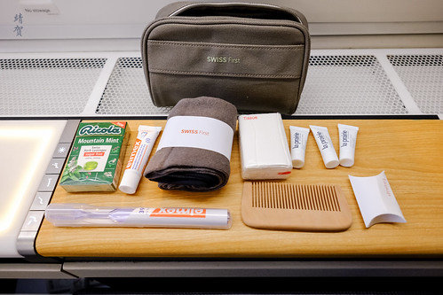Swiss First Amenity Kit | by A. Wee
