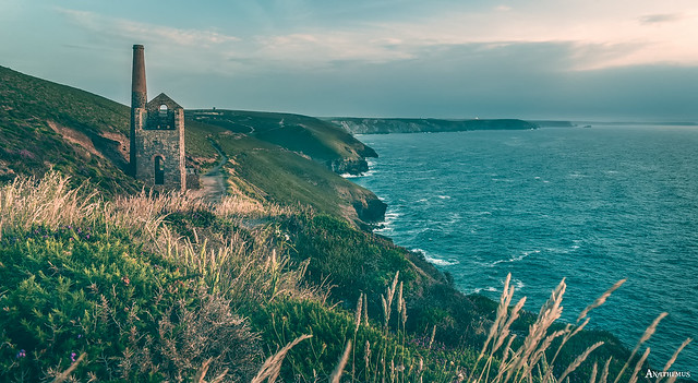 Cornish Coast.