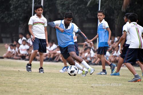 Inter House Football Competition 2018-19 2 (16)   by Atmiya Vidya Mandir