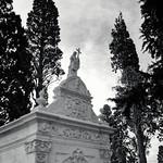 Cemitério dos Prazeres, Lisbon, December 23, 2018