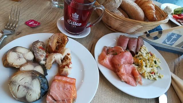 food, Müritzpalais Waren/ Müritz