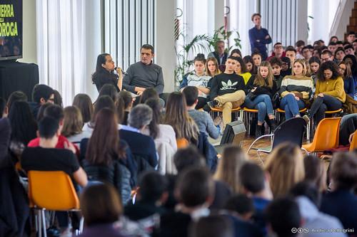 Lucia Capuzzi all'Università del Dialogo - speciale Scuole