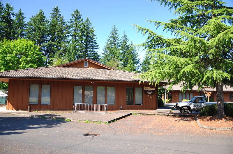 Estacada Ranger Station