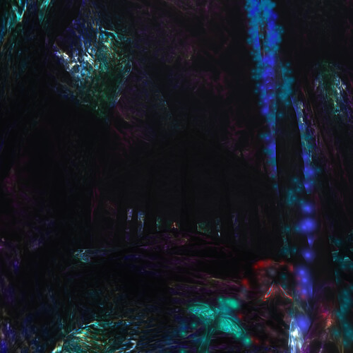 Speirling Underdark Caverns | by AevalleGalicia
