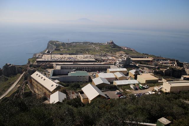 The Mediterranean Steps, Gibraltar