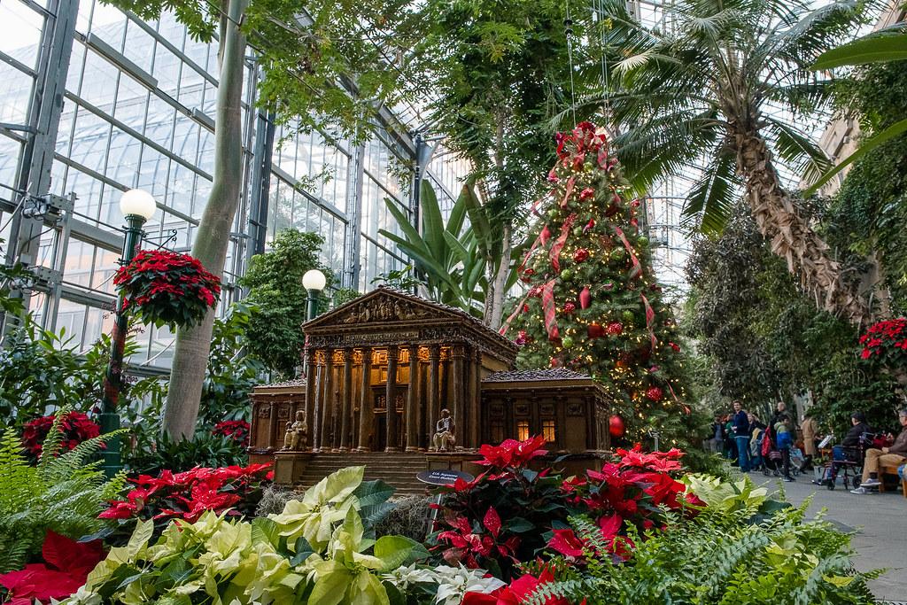 US Botanic Garden - Holidays | Washington, DC | Erinn Shirley | Flickr