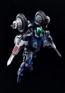 RIOBOT 《太空戰神》「MOSPEADA 蘭斯機」可動完全變型作品!1/12 VR-041H ブロウスーペリア イエロー