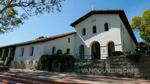 Mission San Luis Obispo de Tolosa | by Vancouverscape.com