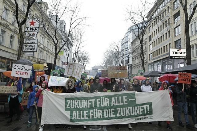 Klimaprotest 5. April 2019