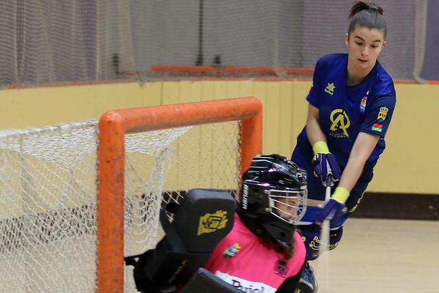 2019 OK Liga Femenina Alcorcon vs VilaSana