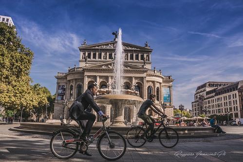 Francoforte - Opernplatz