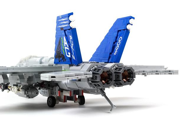 LEGO Fighterplane Jetfighter