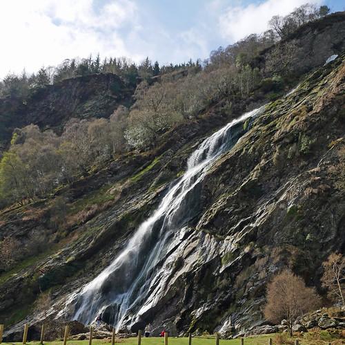 Powerscourt waterfall 2 | by foxtail_1