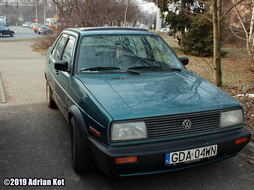 Volkswagen Jetta Gl A2
