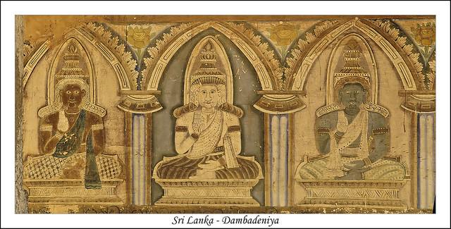 Sri Lanka - Dambadeniya
